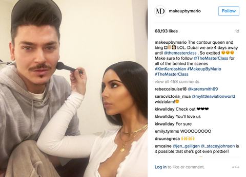 5 celebrity make up artists you should follow on instagram