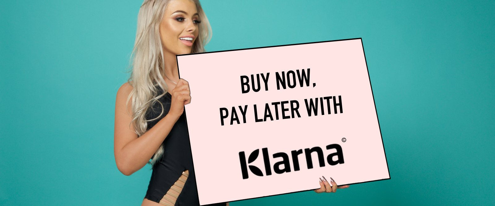 Klarna pay after delivery with AJ Voyage