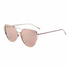 Out There Vintage Mirrored Sunglasses - AJ Voyage - 2