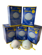 N 95 NIOSH Mask  Box of 20 (Particulate Respirator Mask)
