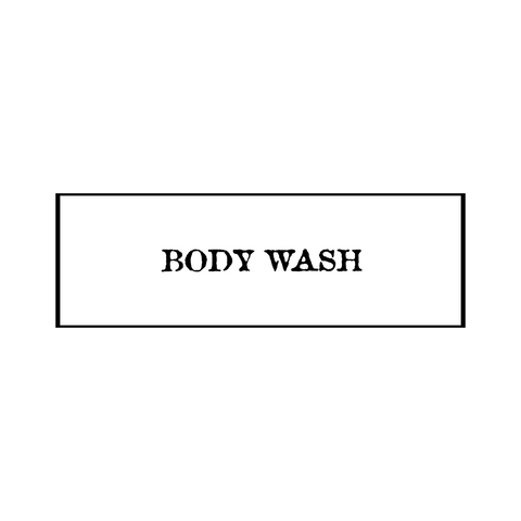 8oz. Body Wash