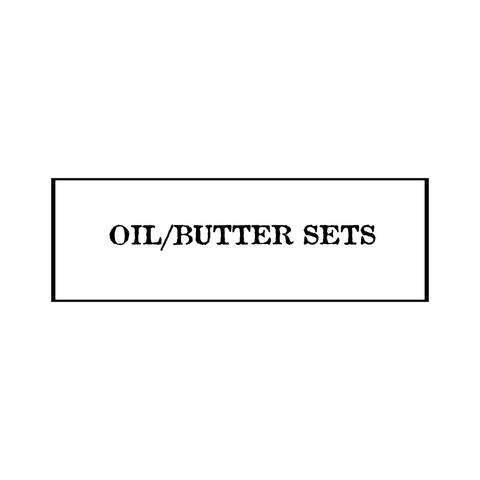 Beard Oil/Butter Sets