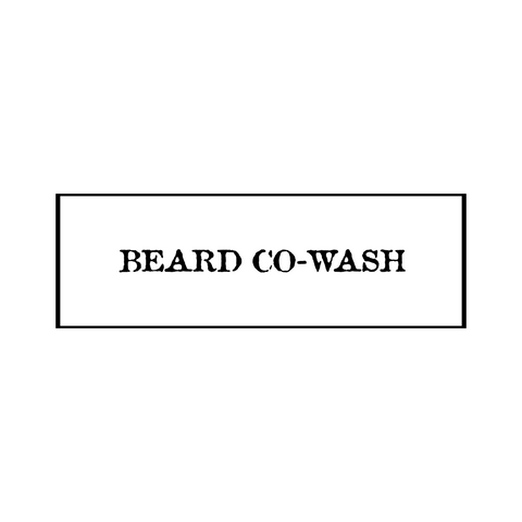 8oz. Beard Co-Wash