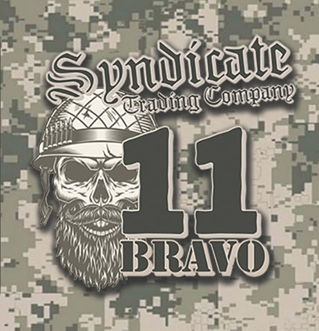 Syndicate Trading Company 11Bravo Beard Care