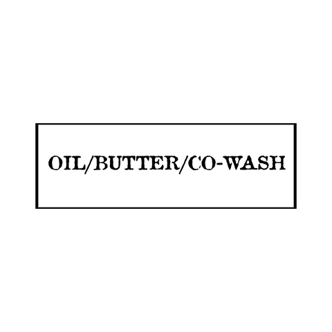 Beard Oil/Butter/Co-Wash Set