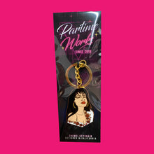 Load image into Gallery viewer, Selena La Rosa Keychain