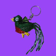 Load image into Gallery viewer, Huichol Beaded Keychain
