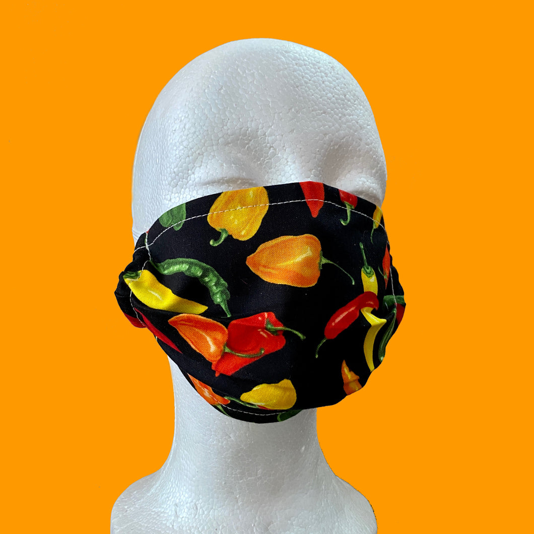 Chiles Face Mask- Adult Size