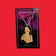 Load image into Gallery viewer, Selena Enamel Pin