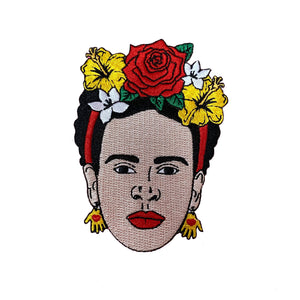 Frida Portrait Patch