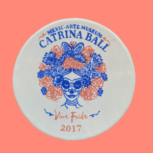 Catrina Ball 2017 Ceramic Tile