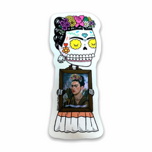 Load image into Gallery viewer, Jose Pulido Frida Vinyl Sticker