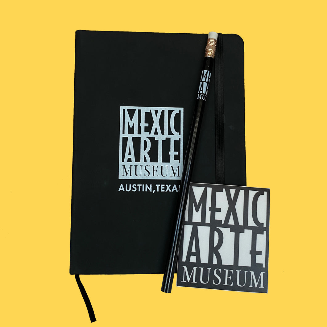Mexic-Arte Museum Stationary Set