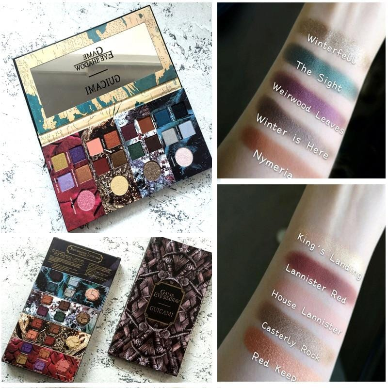 Game of Thrones Eye Shadow Pallette - The Shimmering You