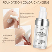 Load image into Gallery viewer, Color Changing Liquid Foundation - The Shimmering You