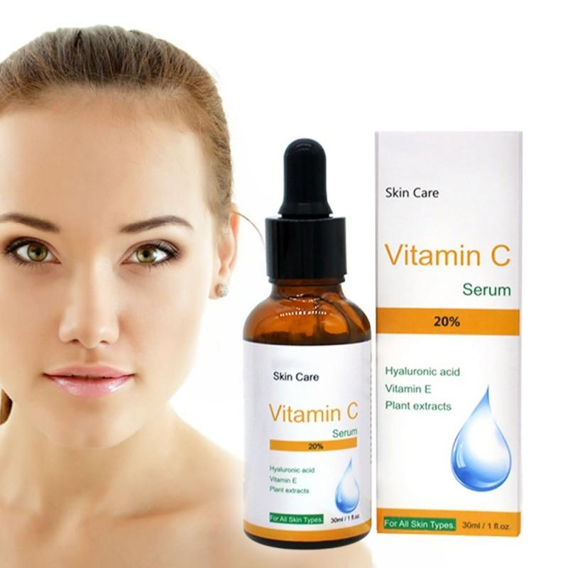 Vitamin C Facial Glow Serum. - The Shimmering You