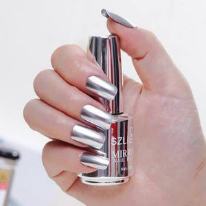 Chrome Gel Nail Polish