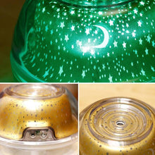 Carica l'immagine nel visualizzatore di Gallery, Crystal Night Light Projection Humidifier. - The Shimmering You