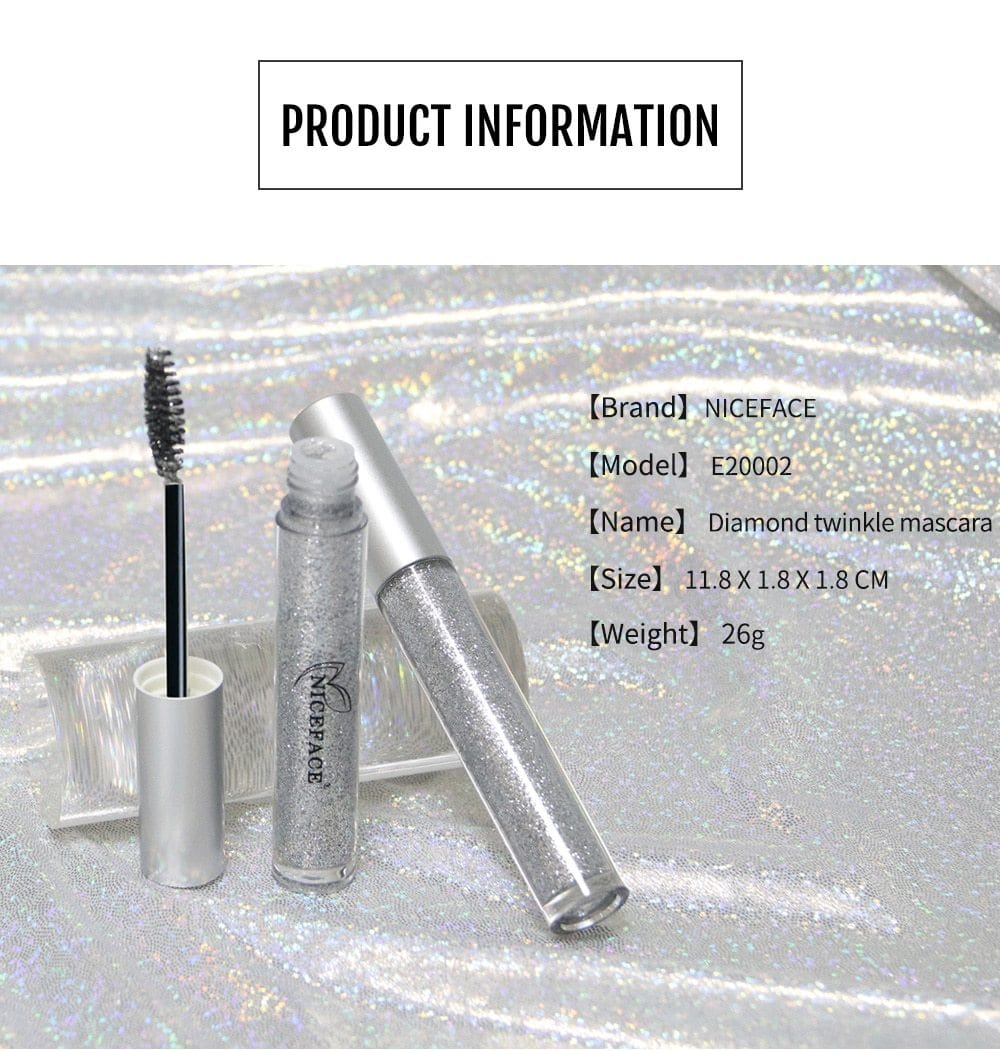Diamond Mascara - The Shimmering You
