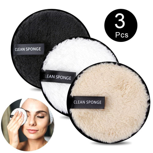 Reusable Makeup Remover Pads - The Shimmering You