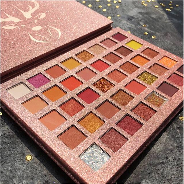 Star Magic Eyeshadow Pallette - The Shimmering You