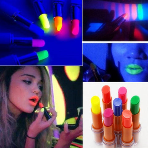 UV Light Glow Lipstick