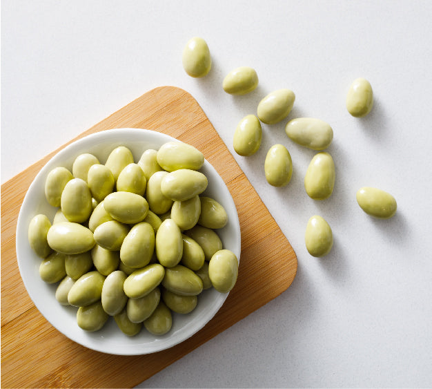 Matcha Green Tea Almonds