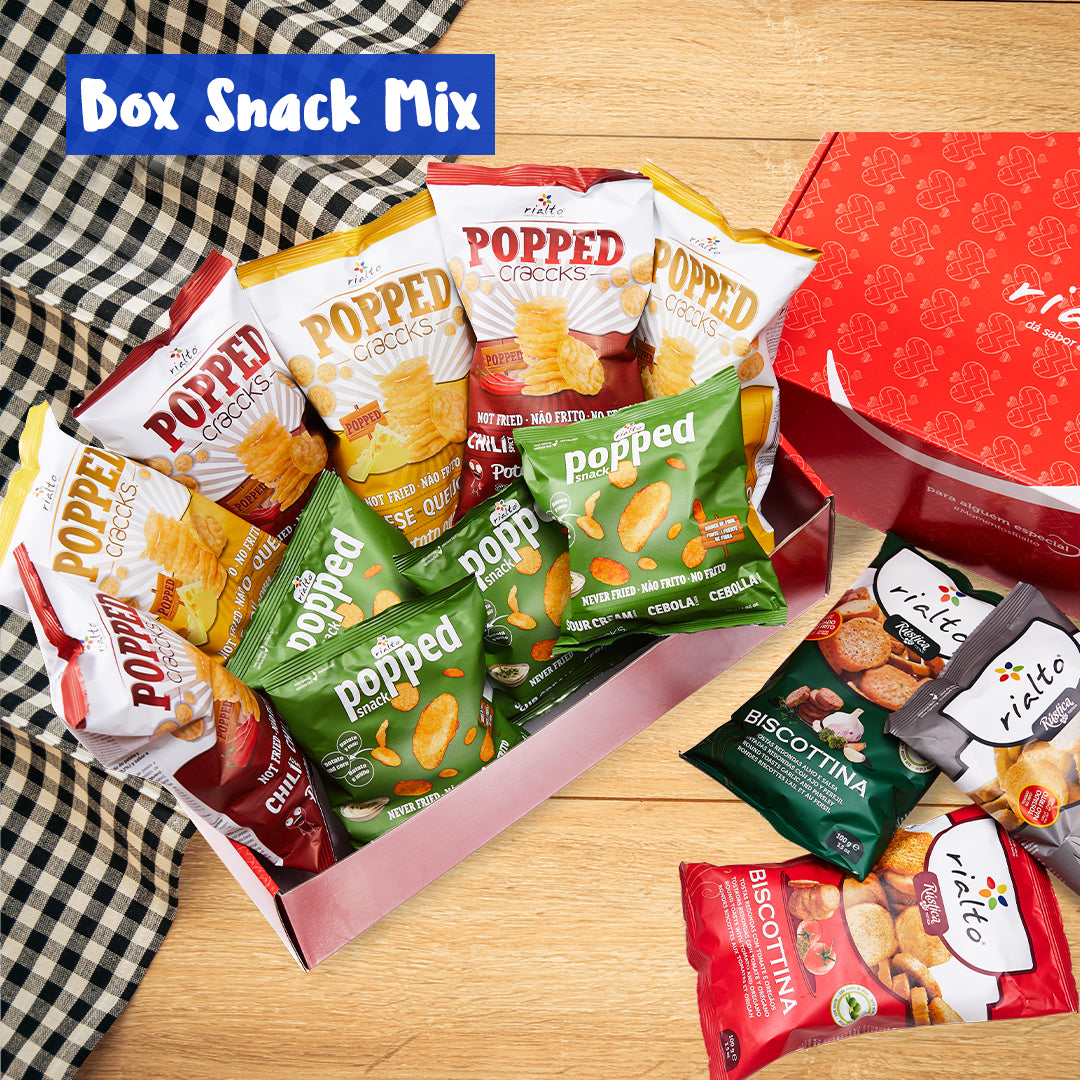 Box Snack Mix