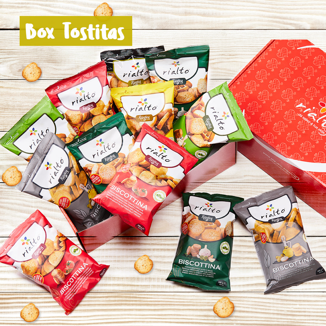 Box Tostitas