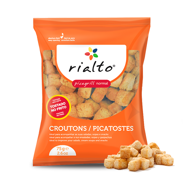Croutons Rialto Normal 75g