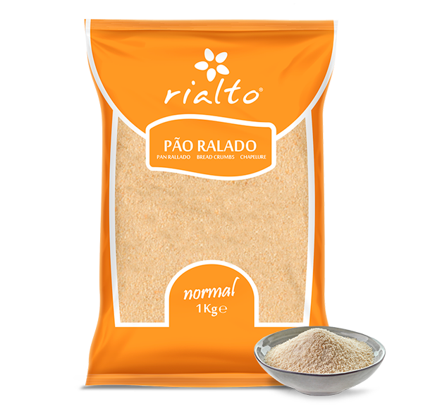 Pão Ralado Normal 1Kg