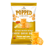 Popped Snacks Queijo 50g