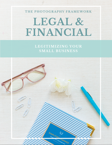 Legal & Financial Framework