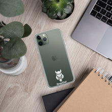 Load image into Gallery viewer, GrayOwl iPhone Case (gray logo)