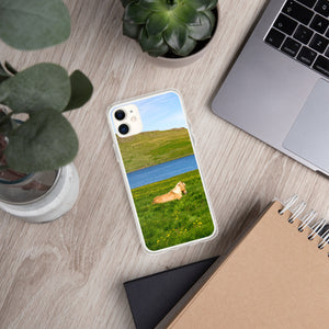 Lounging iPhone Case