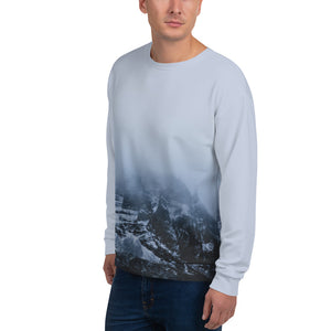 Cold Shoulder Unisex Sweatshirt