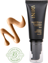 Load image into Gallery viewer, Inika - Certified Organic Liquid Foundation