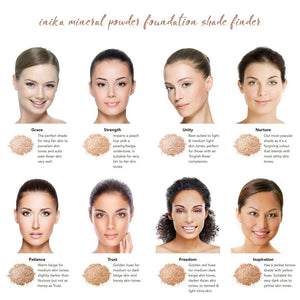 Inika - Baked Mineral Foundation