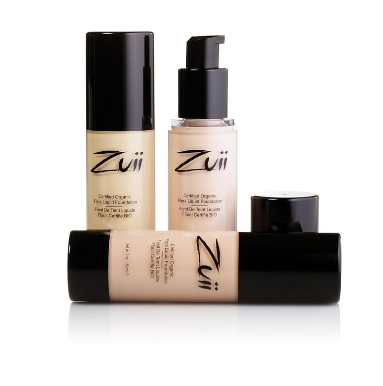Zuii - Certified Organic Liquid Foundation