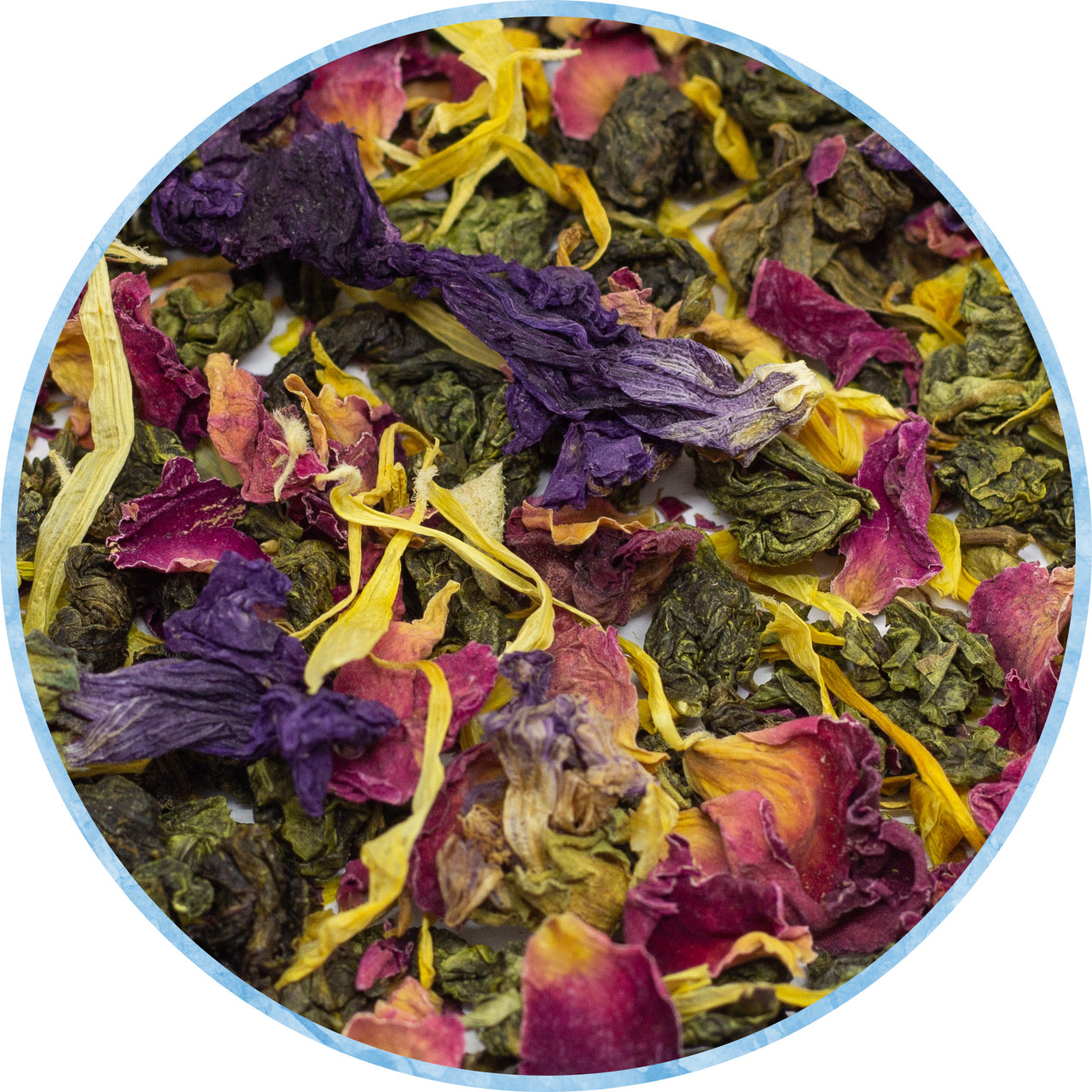 Oolong à la rose