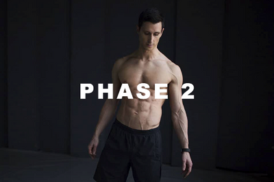 Phase 2 HOME&GYM 6 Week Cutting E-book with Online Coaching *One time payment*