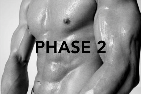 Phase 2 GYM Cutting 4 Week E-book with Online Coaching *One time payment*