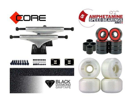 Core Trucks Set-up 5.125""