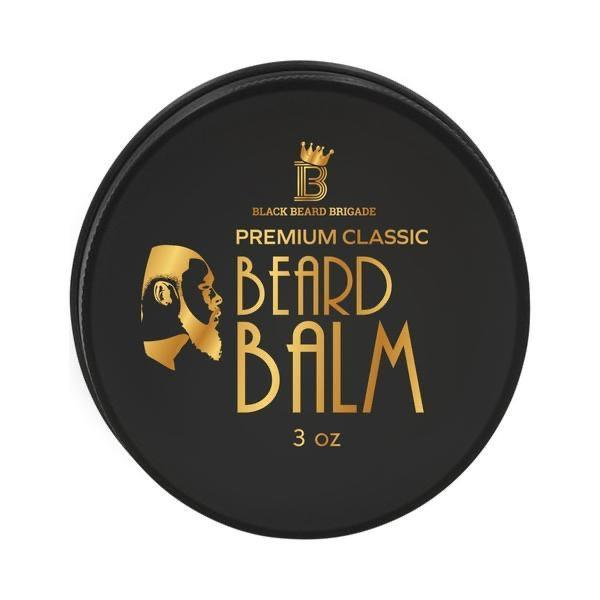 Black Beard Brigade Beard Balm (3oz)-The Necessities Company