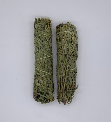 Cedar Sage Smudge Bundle (2)-The Necessities Company