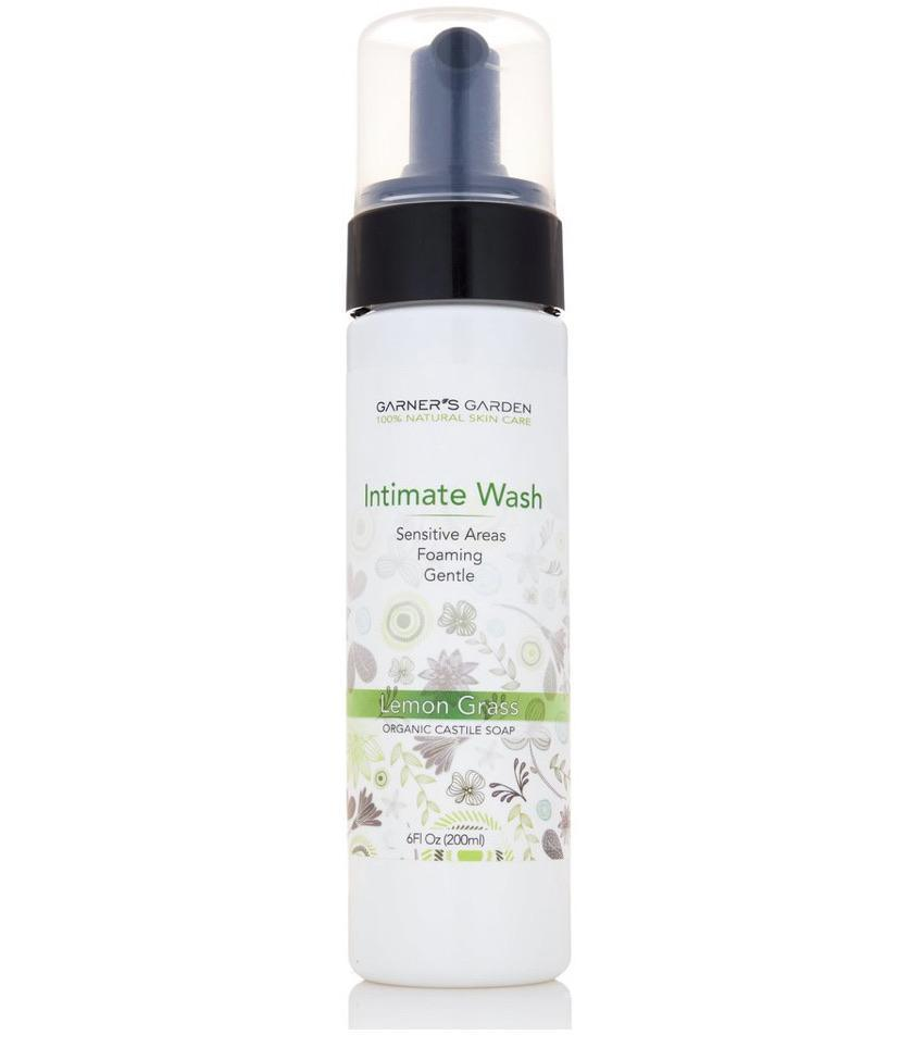 Garner's Garden Organic Intimate Wash - The Necessities Company