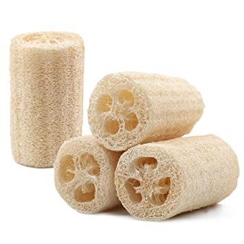 Natural Loofah Sponge - The Necessities Company