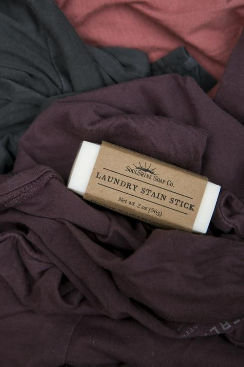 SoulShine Soap Co Laundry Stain Stick - The Necessities Company