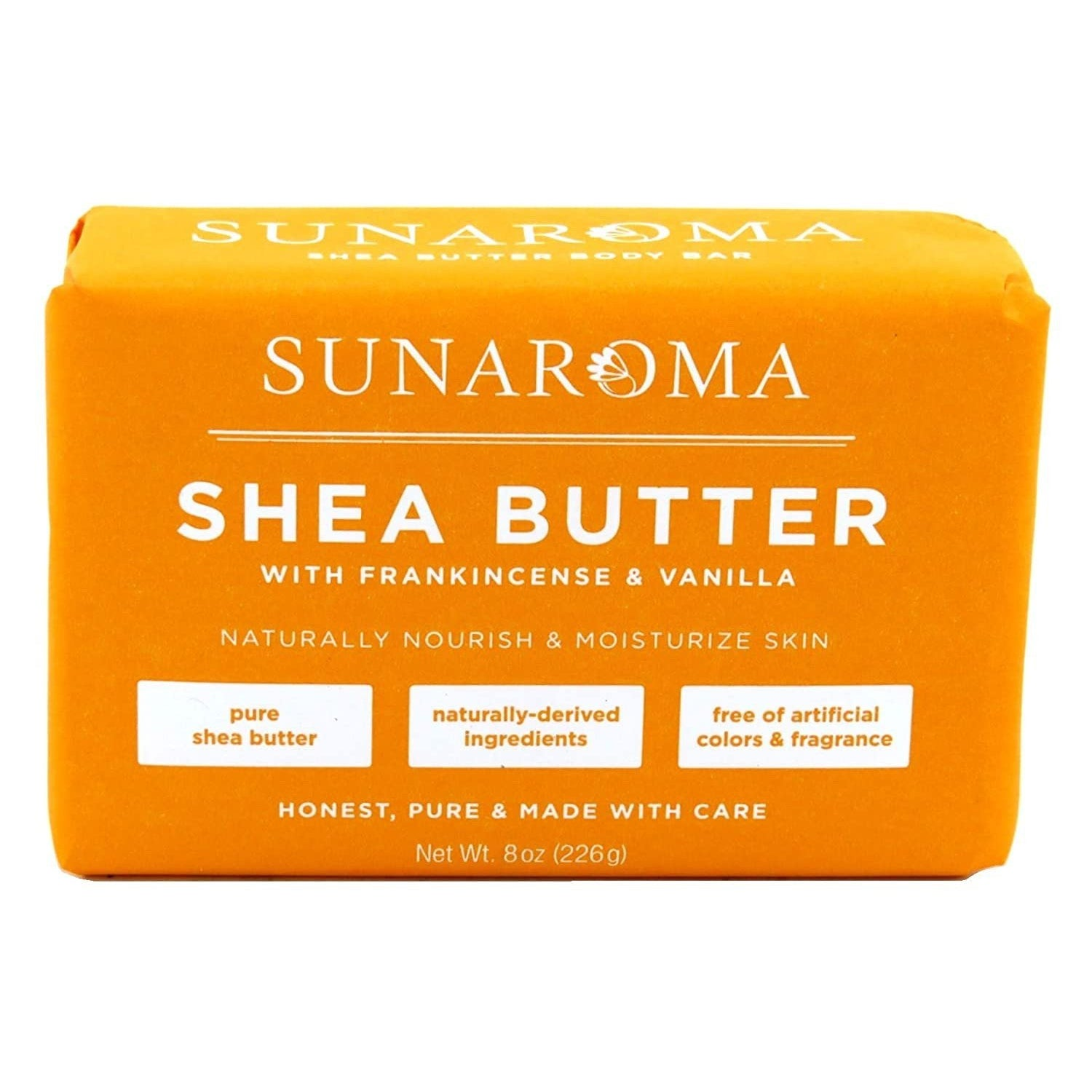Sunaroma Soap - The Necessities Company