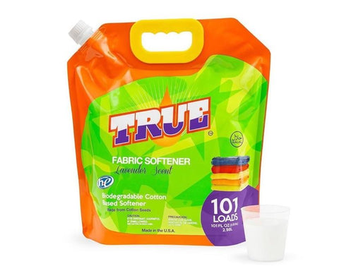 True Plant Based Fabric Softener (101oz)-The Necessities Company